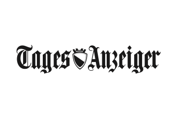 »Tages-Anzeiger« Logo